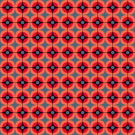 Poppy fabric by spellstone on Spoonflower - custom fabric