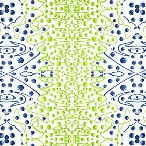 amy's blue doodles