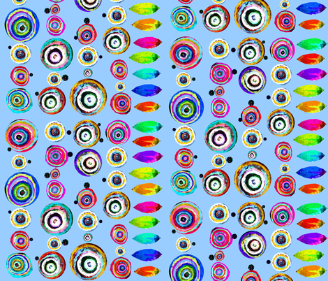 randi_antonsen_center fabric by randi_antonsen on Spoonflower - custom fabric