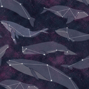 Galaxy Whales