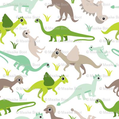 Dinosaur world cool pre-historic dino animals for kids