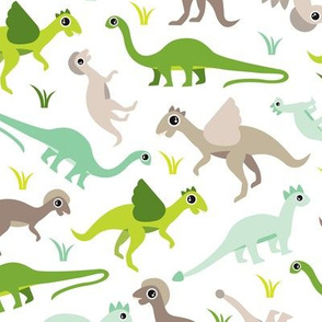 Dinosaur world cool pre-historic dino animals for kids