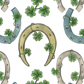Horseshoes & Clovers