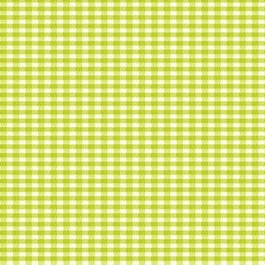 Old Fashioned Gingham - Tomatillo