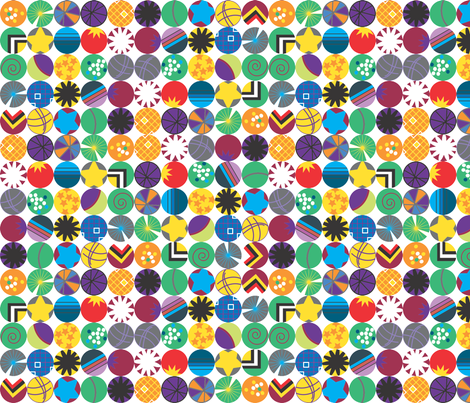 marbles fabric by infinity on Spoonflower - custom fabric