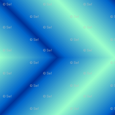 ombre zigzag chevrons