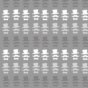 Gentlemen in Grey
