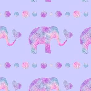 Pink_purple_watercolor_Elephant_3