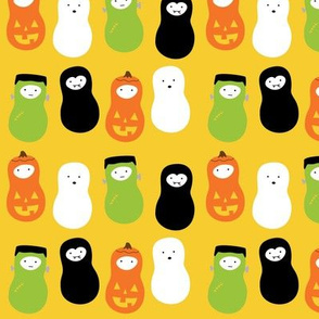 jordnöt halloween yellow