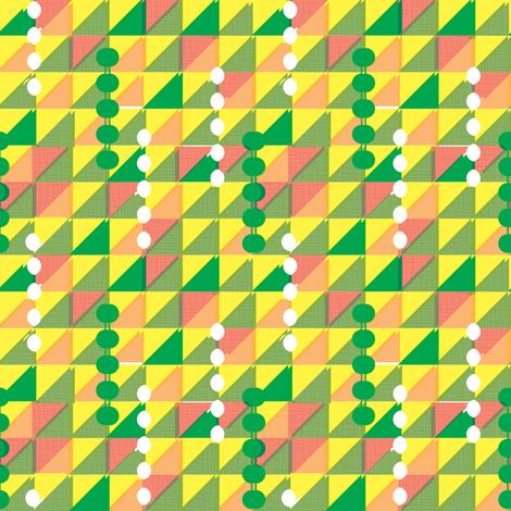 Triangles Triangles Triangles fabric by sary on Spoonflower - custom fabric