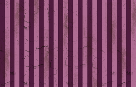 Distressed Stripes Orchid fabric by kellyw on Spoonflower - custom fabric