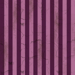 Distressed Stripes Orchid