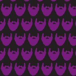 beard purple