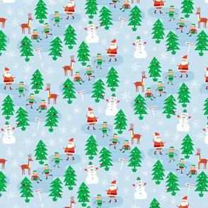 Santa Skate