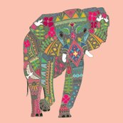 Rpainted_elephant_swatch_pale_coral_st_sf_shop_thumb