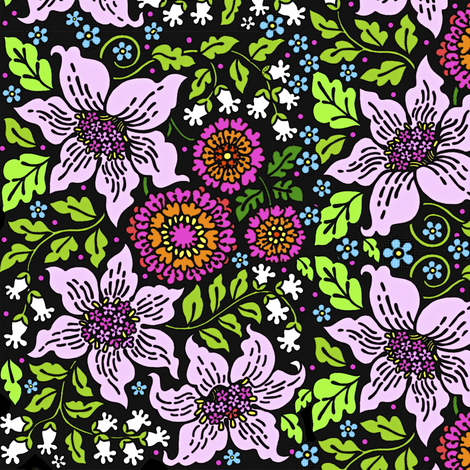 Nice and Easy fabric by whimzwhirled on Spoonflower - custom fabric