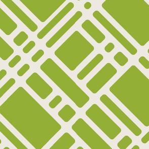 Metro Block-green