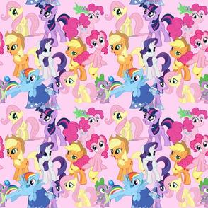 My Little Pony - pink