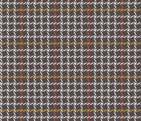 ModPlaid fabric by mrshervi on Spoonflower - custom fabric