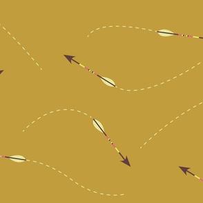 FlyingArrows_Mustard