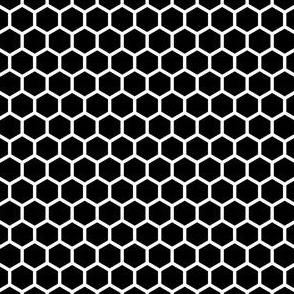 Dusky Honeycomb