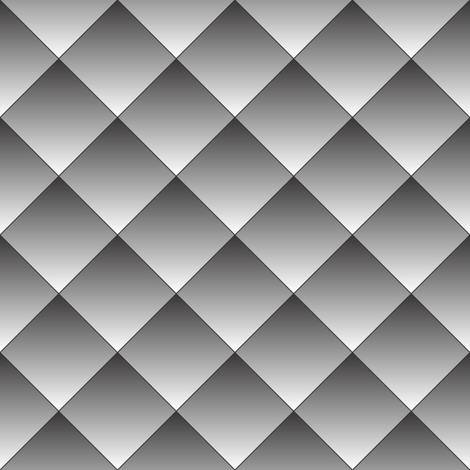 Grey_Shield fabric by michelle_zollinger_tams on Spoonflower - custom fabric