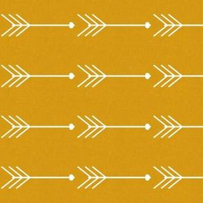 Arrows Mustard