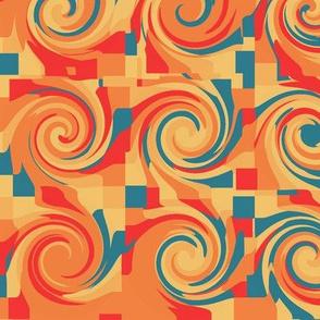 Adobe Swirl