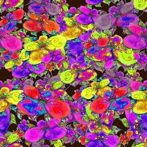 FLOWERS FEAST MUTICOLOR