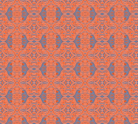 Putting on Airs fabric by susaninparis on Spoonflower - custom fabric