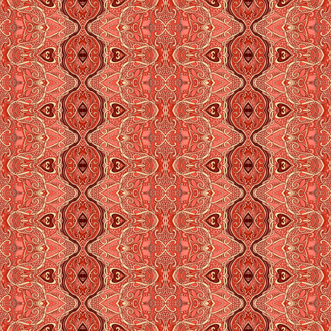 Indian Summer fabric by edsel2084 on Spoonflower - custom fabric