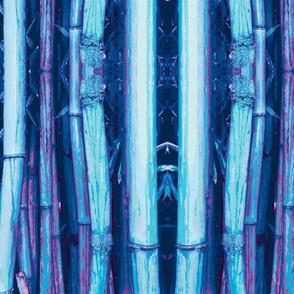 Maui Bamboo - blue