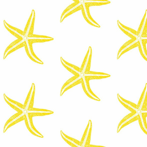 I wish upon a Starfish Yellow