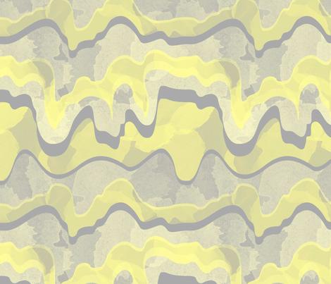Organic_Stripe fabric by kate_clarke_design on Spoonflower - custom fabric