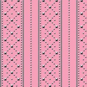 Studded_Zigzag_Lattice Stripe_3