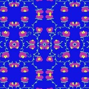 Vintage Flowering Vine
