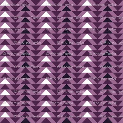 Mini Purple Triangles