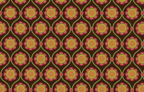 Kuler Carnival fabric by jillbyers on Spoonflower - custom fabric