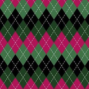 Argyle Stripes