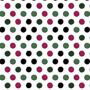 Scattered Dots