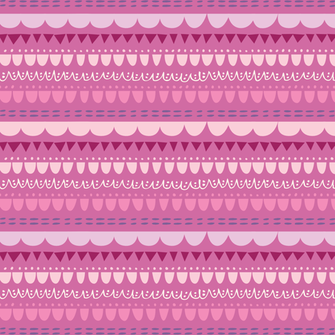 merry_go_round_stripe fabric by stacyiesthsu on Spoonflower - custom fabric