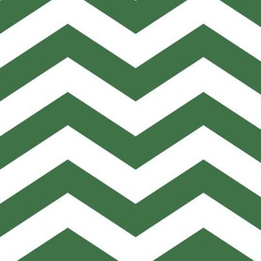 Chevron in Green