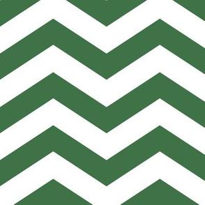 Chevron in Green