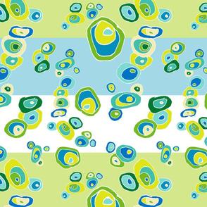 Fiaba Waterflowers Ocean