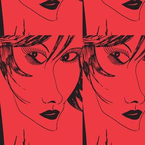 Ooh...La...La...(in red)