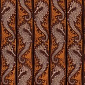 Rrseahorse_stripe_mosaic___chocolate___peacoquette_designs___copyright_2015_shop_thumb