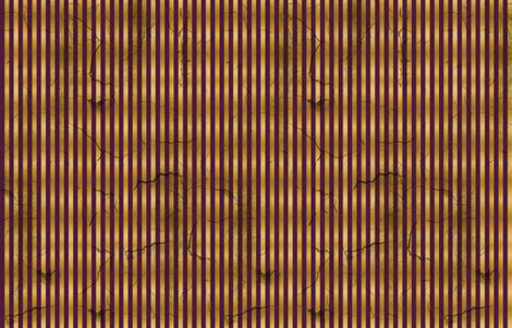 Distressed Stripe Purple and Gold SMALL fabric by kellyw on Spoonflower - custom fabric