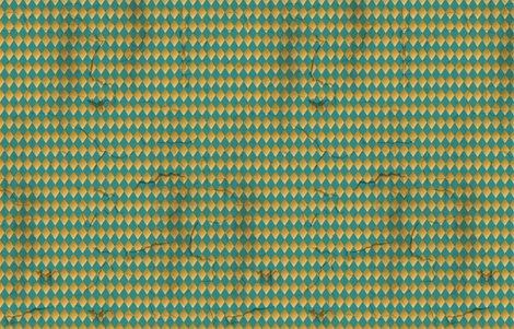 Distressed Harlequin Teal SMALL fabric by kellyw on Spoonflower - custom fabric
