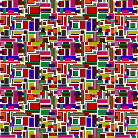 Orleans Jazz fabric by skcreations,_llc on Spoonflower - custom fabric