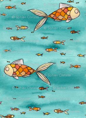 Autumn Fish